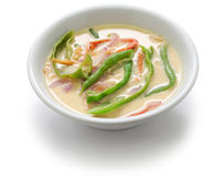 Ema datshi, bhutanese chili cheese stew Stock Images