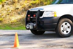 EMA Rescue Vehicle/Automobile Royalty Free Stock Photos