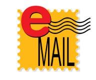 Email Fotografia de Stock