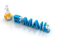 Email Fotos de archivo