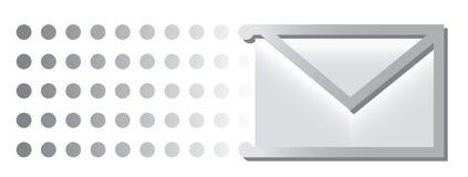 Email Fotografie Stock Libere da Diritti