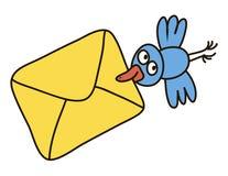 Email Imagen de archivo libre de regalías