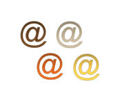 Email royalty ilustracja