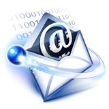 Email Photos stock