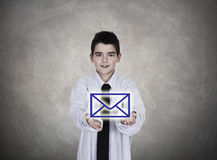 Email Photo stock