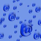 Email Foto de archivo