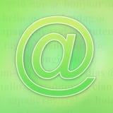 Email Imagem de Stock Royalty Free