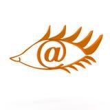 Email Photographie stock libre de droits