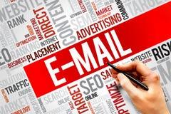 Email Zdjęcie Royalty Free