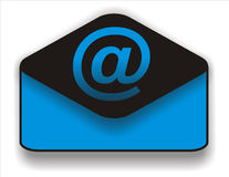 Email. Electronic mail Stock Photos