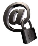 Email account Royalty Free Stock Images