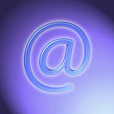 Email alias Stock Photography