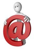 Email alias Stock Image