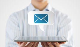Email application icon Stock Image