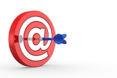 Email Obrazy Stock