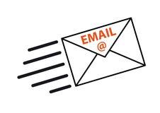 Email stock illustration
