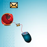 Email concept Stock Photo