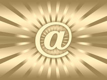 Email concept Stock Images