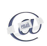 Email Concept Royalty Free Stock Photography