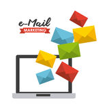 Email concept Stock Image