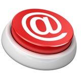 Email da tecla Fotografia de Stock