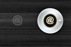 Email de Web @ Image libre de droits