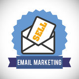 Email design Stock Images