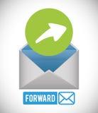 Email design Stock Photo