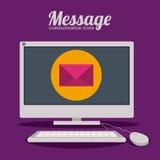 Email design Stock Photos