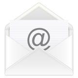 Email do envelope Imagem de Stock Royalty Free