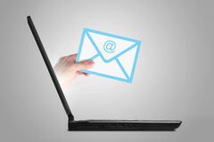 Email Royalty Free Stock Photos