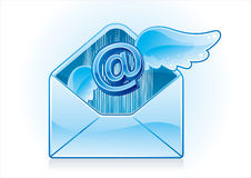 Email icon Stock Photography