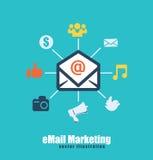 Email icon Stock Photos