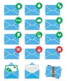Email icon Royalty Free Stock Images