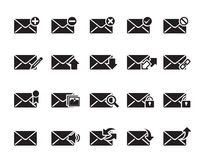 Email Icons Vector Stock Photos