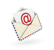 EMail-Ikone Lizenzfreie Stockbilder