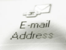 Email je Photo stock