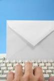 EMail-Konzept Lizenzfreie Stockbilder