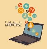 Email marketing Royalty Free Stock Image