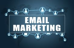 Email Marketing royalty free stock image