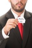 Email my pojęcie Zdjęcie Stock