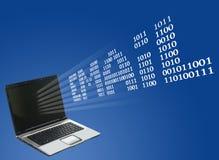 EMail-Senden Lizenzfreie Stockfotos