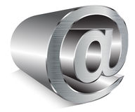 Email sign Stock Images