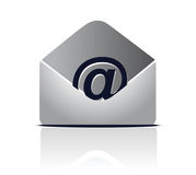 Email sign / Vector Royalty Free Stock Photography