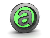 Email symbol Royalty Free Stock Images