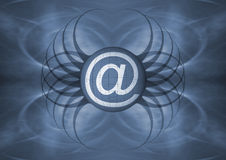Email symbol Royalty Free Stock Photo
