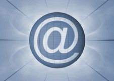 At Email Symbol @ Stock Photos