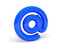 Email symbol. Royalty Free Stock Photography