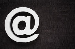 Email Symbol Internet Icon. Sign Royalty Free Stock Images