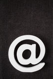 Email Symbol Internet Icon. Sign Stock Photos